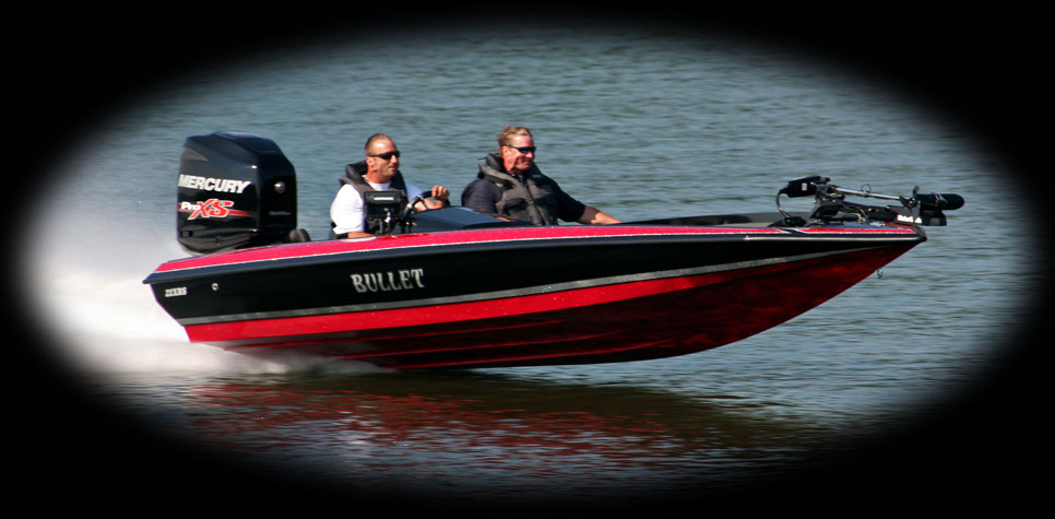 Bullet Boats | Bass Boats & Freshwater Fishing Boats