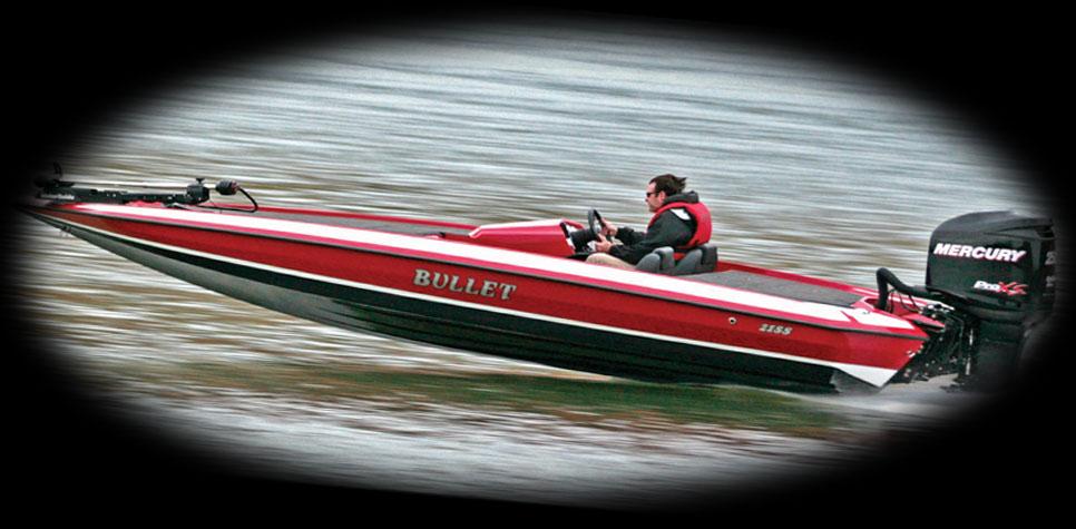 Bullet Boats | Bass Boats & Freshwater Fishing Boats